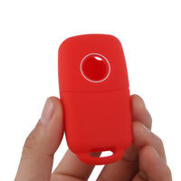 Candy Color Portable Silicone Controller Case For BMW Car Key Cover 3 Buttons