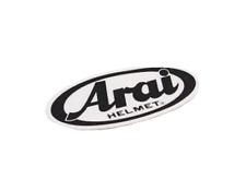 Arai Made in Japan Helmet Sticker 90 x 40mm 121593