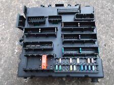 VAUXHALL VECTRA C / SIGNUM REAR FUSE BOX - 13125488 BA *RESET* 2002-2008