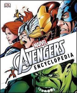Marvel's the Avengers Encyclopedia Wallace  Daniel