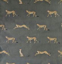 Sophie Allport Purrfect Cats Fabric Remnant Fat Quarter 100 x 50cm