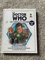 Doctor Who Complete History Issue 48 Vol 70 Wedding of River Song *NEW & SEALED*