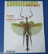 Connaissance des arts 573 2000 Picasso sculpteur / La beauté en Avignon
