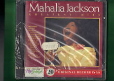 MAHALIA JACKSON - GREATEST HITS CD NUOVO SIGILLATO