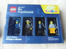 LEGO MINIFIGURE COLLECTION COPS & ROBBER SERIE 4 LIMITED EDITION 5004574 FIGUREN