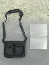 1/6 Scale Toy Recon - Translucent Laptop w/Black Cross Body Bag