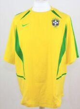 Maglie da calcio di squadre nazionali in casa brasile taglia L