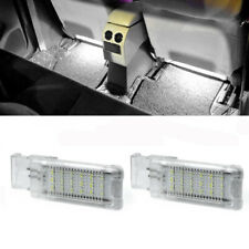 2Pcs Error Free White LED Footwell Light Lamp For Skoda Octavia Mk3 5E 2012-2017