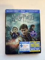 Harry Potter and the Deathly Hallows – Part 2 w/ Slipcover(Bluray/DVD)[BUY2GET1]