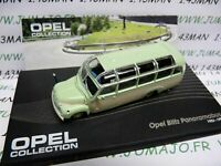 OPE60R voiture 1/72 IXO OPEL collection : BLITZ Panoramabus 1953/1956