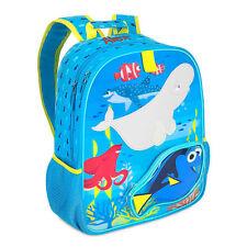 NWT Disney Store Finding Dory Backpack Hank Bailey Nemo School Bag