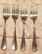 New listing Vintage Stainless Steel Silverware / Flatware - Japan 4 Forks