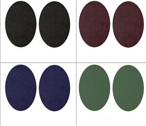 Cotton Elbow / Knee Patches Iron On Sew, Size & Fabric Choice. Repair, Customise