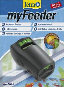 Tetra myFeeder Automatischer Futterautomat Zierfische Aquarium Fischfütterung