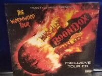 Boondox - Wormwood CD SEALED axe murder boyz bukshot lo key horrorcore twiztid