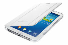 Original Samsung Galaxy Tab 3 7.0 Book Cover Folio Case White (EF-BT210BWEGWW)