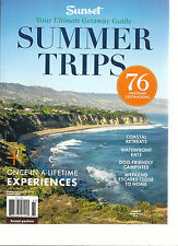 SUNSET, YOUR ULTIMATE GETWAY GUIDE, SUMMER TRIPS, 2016 ( 76 AWESOME DESTINATIONS
