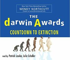 The Darwin Awards Six 3-CD Audiobook - by Wendy Northcutt - NEW - FREE SHIPPING