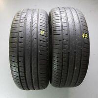 2x Pirelli Cinturato P7 * 245/50 R18 100Y Sommerreifen DOT 1417 6,5 mm Runflat