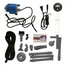 New listing Used Boxtech 6 in 1 Functions Aquarium Gravel Cleaner - Diy 12V - Easy to Use