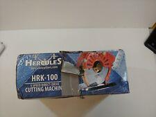 Hercules - Hrk-100 5-Speed Direct Drive Cutting Machine