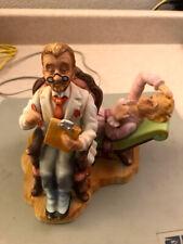 Lefton Doctor's Visit Xu630 Figurine Exclusives Japan 1946-1953