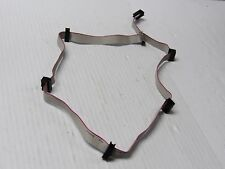 NEW HUNG FU RIBBON CABLE AWM 2651 E97252 VW-1 300V 28AWG 1IJ30-503 7 CONNECTOR