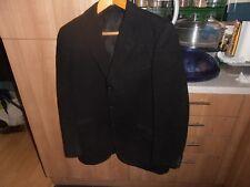 "Vtg Moss Bros Black Hunting Field Coat size 40"""