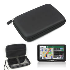 """7"""" Black Hard Pouch Protective Carry Case For GPS Garmin Nuvi Kindle eReader"""