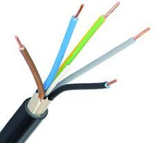 NYY-J 5x6 mm² - Erdkabel Starkstromkabel Installation Leitung Meterware VDE
