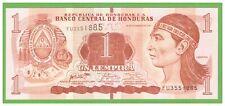 HONDURAS - 1 LEMPIRA - 2016 - P-96 - UNC  - REAL FOTO