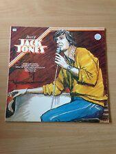 """12"""" album record vinyl ORIGINAL PRESSING Best of Jack Jones"""