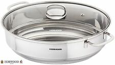 Stainless Steel Oval Casserole Pans