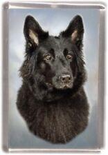 German Shepherd Fridge Magnet by Starprint