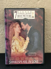 Shakespeare In Love Dvd 📀 1999