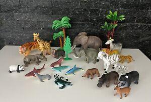 Animal Zoo Safari Sea Life Bundle Figures Toys