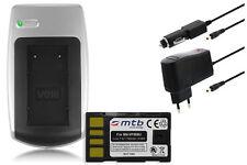 Chargeur+Batterie BN-VF808 pour JVC GR-D815EG, D818, D825, D860, DA20 / GZ-MS125