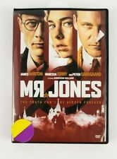 Mr. Jones (DVD, 2019) James Norton, Vanessa Kirby