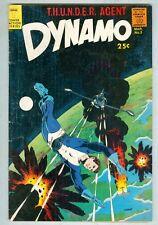 Dynamo #3 March 1967 VG- Wally Wood art, Giant-Size