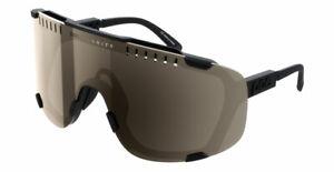 POC Devour Sunglasses -NEW- Poc Clarity Shield Lens - Includes Bonus Clear Lens