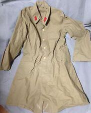 Vintage WWII Japanese Coat Cloth Jacket Cap Hat helmet japan M0207