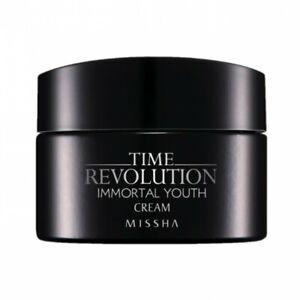 [Missha] Time Revolution Immortal Youth Cream 50ml *SALE*