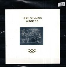 /// GUYANA 1992 - MNH - GOLD - OLYMPICS, BASEBALL, TENNIS, GOLF, CHESS