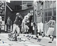Fred Biletnikoff Autographed Oakland Raiders 8x10 Photo Beckett SB MVP / HOF 2