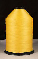 Bonded Nylon Thread 69 Butter Yellow- 16oz spool