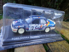IXO / ALTAYA FORD SIERRA RS COSWORTH RALLY MONTE CARLO 1991 COMME NEUVE EN BOITE