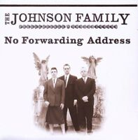 JOHNSON FAMILY No Forwarding Address CD - NIGEL LEWIS psychobilly rockabilly NEW