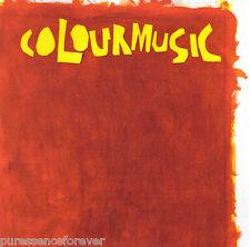 COLOURMUSIC - Yes! EP (UK 5 Track DJ CD Single)