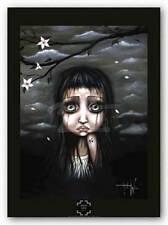 FANTASY ART PRINT Sakura Angelina Wrona 20x27