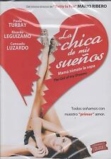 La Chica De Mis Suenos / The Girl Of My Dreams 2013 DVD NEW Paola Turbay SEALED